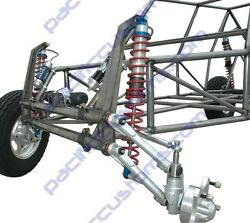 Baja Bug Front Coil Suspension Kit 12 Inch Travel Fox Shox - 4 X 2 Arms