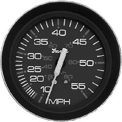 New Coral Series Faria Instruments 33005 4 Tachometer 7000 Rpm Universal-all Ou