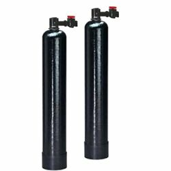 Anti-scale Whole House Salt Free Water Softener + Catalytic Carbon Filter System