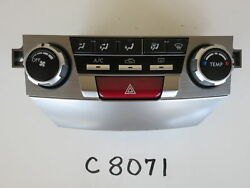 10 11 12 13 14 LEGACY CLIMATE CONTROL PANEL TEMPERATURE UNIT HVAC OEM C8071