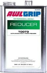 New Epoxy Primer Reducer Awlgrip T0073g For Ultra-build/ultra High Build Epoxy G