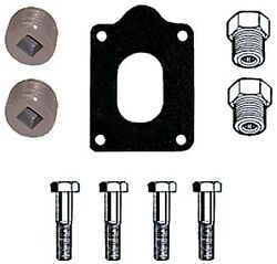 New Exhaust Risers Barr Marine Cm206674jp Application Mounting Kit For Cm206674