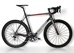 Stradalli R7 Carbon Fiber Road Bike Shimano 105 5800 11 Speed Bicycle 54 Cm Fsa