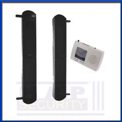 900m Range Wireless Solar Beam Detection Kit - Gateway Protection Yards And Farms