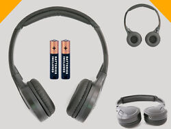 1 Wireless Dvd Headset For Invision Vehicles New Headphones - Made For Kids