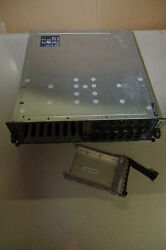 Dell Powervault 220S Network Storage Server w 2 SCSI Controls amp; RAID card