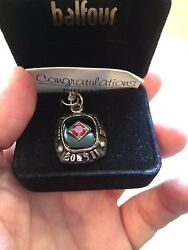 2011 Authentic All Star Game Pendant-balfour Original - Great Gift -same As Them