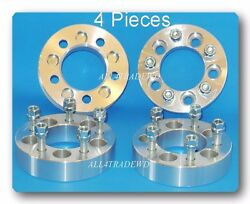 4 Pcs Wheel Spacer 5x4.5 5-4.5 Thickness:1.5