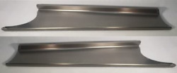Chevrolet Chevy Pickup Truck / Panel Delivery Steel Running Board Set 1939-1940