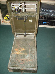 Antique Howe Military Scale