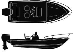 New Boaters Best Offshore / Center Console Fishing Boats - O/b Attwood Marine 15