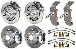WILWOOD DISC BRAKE KIT & 2