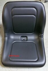 To Fit Ford New Holland John Deere Case Ih International Universal Tractor Seat