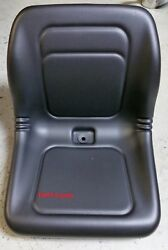 Universal Tractor Seat To Fit New Allis Chalmers Massey Ferguson White Oliver