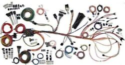 1964-67 Chevrolet Chevelle Classic Update Wiring Harness Complete Kit 500981