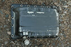 Deutz Lombardini F3m1008 Engine Oil Pan Only 462 Hours
