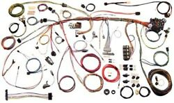 1970 Ford Mustang Classic Update Wiring Harness Complete Kit 510243