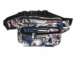 Fanny Pack Waist Belt Bag Pouch Travel Women Sport Hip Bum Bag Purse Fashion $15.99