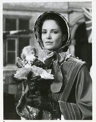 Jaclyn Smith Pretty Portrait Florence Nightingale Original 1985 Nbc Tv Photo