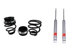 2012+ Civic Rear Hi-lo Spring Coilover Kit W/ Shocks