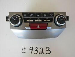 10 11 12 13 14 LEGACY CLIMATE CONTROL PANEL TEMPERATURE UNIT HVAC OEM C9323