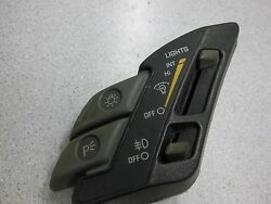 Oldsmobile 1994-96 Headlight Wiper Switches 2463 10221210 Free Shipping