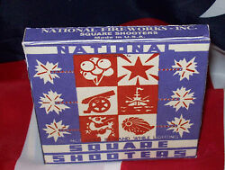 National Fireworks-inc., Square Shooters Historical Firecracker Box Replica