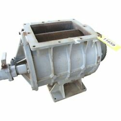 Used 12andquot X 15andquot Blow-thru Rotary Valve