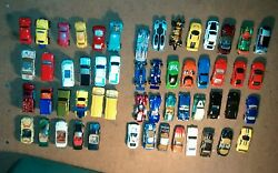 lot 55 toy cars vehicles hot wheels