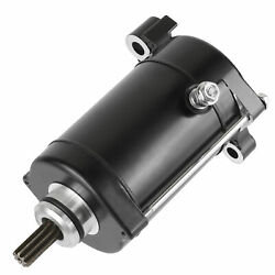 Starter For Yamaha 64x-81800-00-00 12volt / Ccw / 9 Tooth Drive