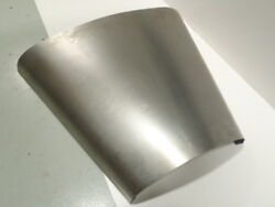 Ford Model A Steel 1 Pc Hood Top For 1930-1931 Model A Cowl To 1932 Grill Shell