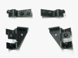 Ford Car Hood Latch Radiator To Grille / Grill Mounting Bracket Set 1933