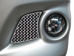 Toyota Hilux - Outer Grill Set - Silver Finish 2012 To 2015