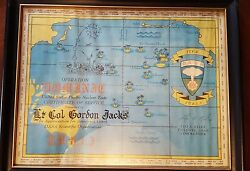 Atomic Test Participation Certificate - Operation Dominic -1962 Christmas Island