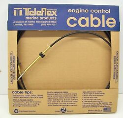 New Teleflex 22and039 Mercury Mariner Mercruiser Throttle And Shift Cable Cc17922