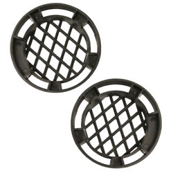 07-09 Xl7 Front Grill Grille Insert Fog Lamp Cover Pair Set Sz1037101 7171578j00