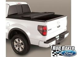 1996-2016 Ford Super Duty Canvas Folding Tonneau Cover 8.0 Long Truck Bed Oem