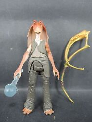 star wars jar jar binks loose figure b7