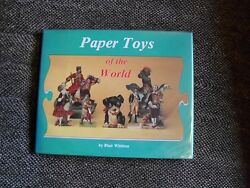 paper toys of the world mcloughlin bros