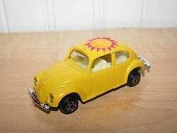 zee zylmex vw volkswagen beetle yellow 1