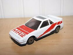 zee zylmex toyota mr2 aw11 white 1 64
