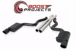 Gibson Cat-back Dual Exhaust System Stainless 619013-b
