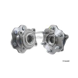 One New Skf Axle Bearing And Hub Assembly Rear Br930605 43202ea500 For Nissan