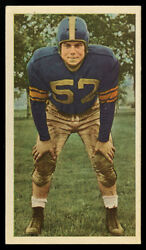 1954 Blue Ribbon Cfl17winty Youngtacklewinnipeg Blue Bombers