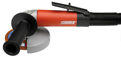 Suhner Lwg 12-h, Pneumatic/air 12,000 Rpm 4-1/2 Right Angle Grinder
