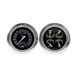 1954-1955 Chevroletchevy First Series Pick-up Truck Package Gauge Set