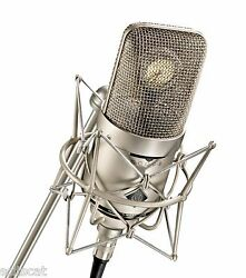 Neumann M149 Tube Condenser Variable Dual-Diaphragm Switchable Microphone (MINT)