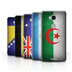 Stuff4 Back Case/cover/skin For Huawei Honor 5x/gr5/flags