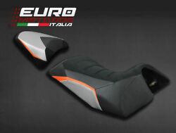 Luimoto Tec-grip Suede Seat Covers Front And Rear New For Ktm 1190 Adventure 13-16
