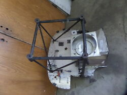 Piper Pa-23-250 Aztec Aircraft Right Side X Brace Engine Motor Mount
